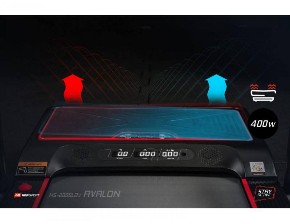 Беговая дорожка Hop-Sport HS-2000LBV Avalon