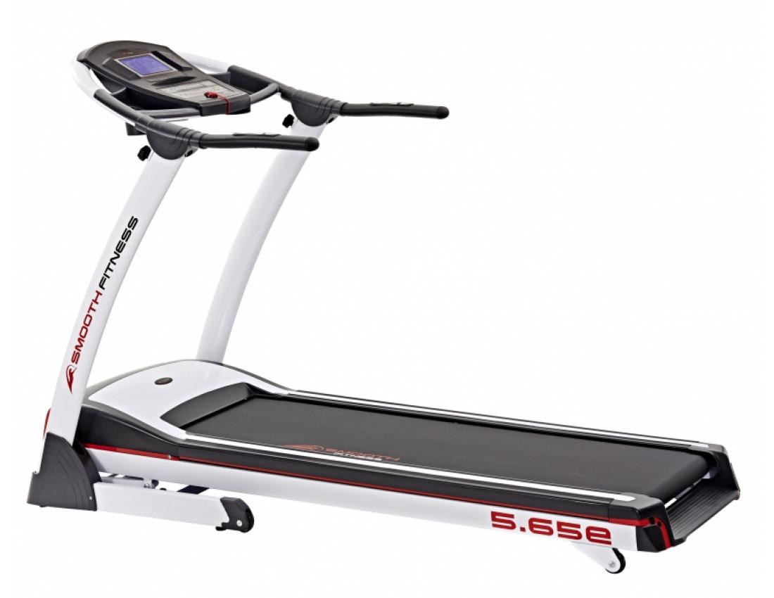 Беговая дорожка Smooth Fitness 5.65e