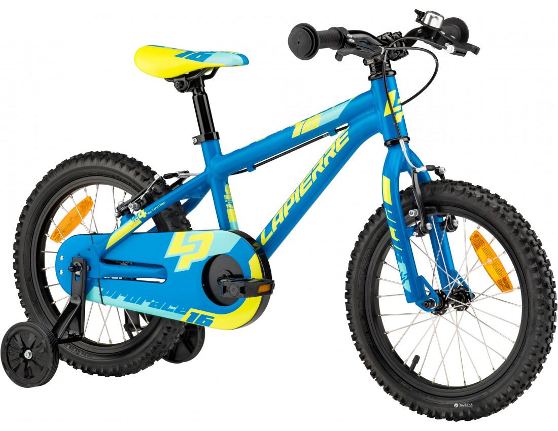 Велосипед Lapierre Prorace 16 Boy 2018 Blue (A810) для мальчиков