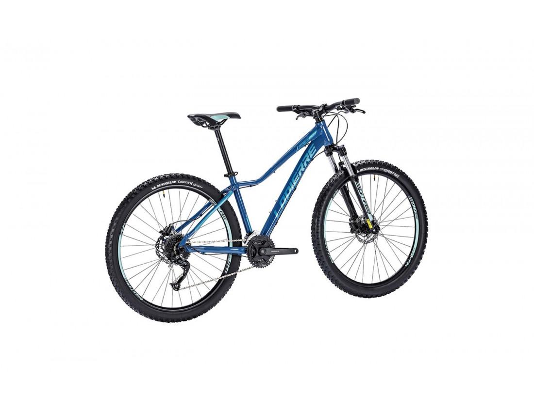 Велосипед LAPIERRE EDGE 227 W L [2018] BLUE (B125_45) женский