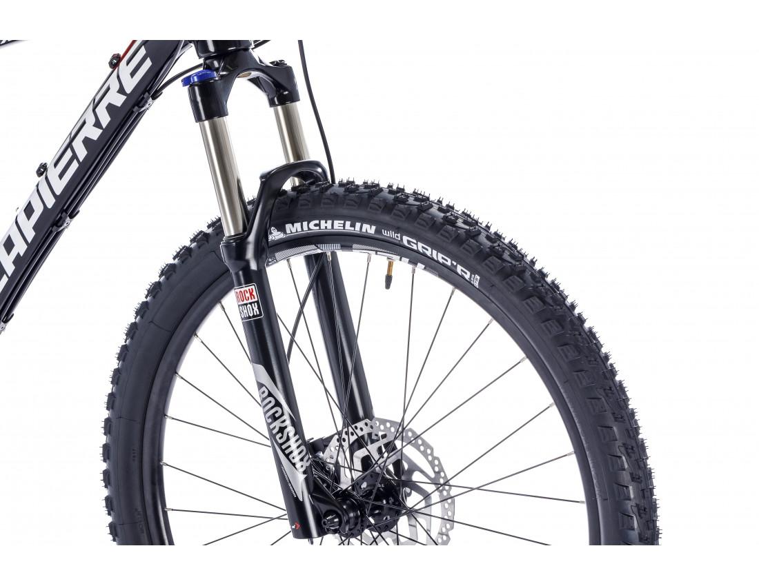 Велосипед Lapierre X-Control 127 M 2018 Black (B221_44M) унисекс