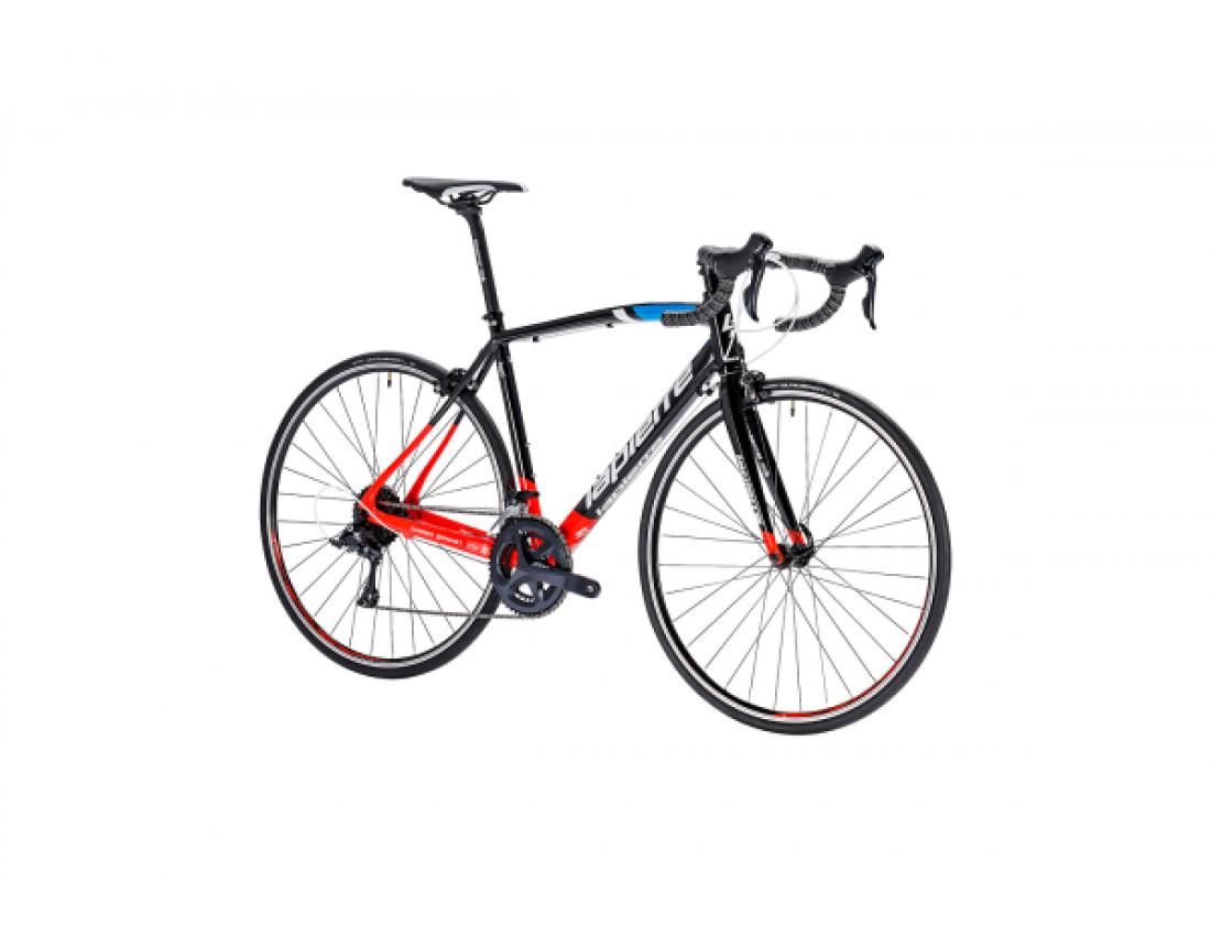 Велосипед Lapierre AUDACIO 200 FDJ CP 55 L Black-Red-White (B315_55L) 2018 унисекс