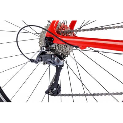 Велосипед Lapierre AUDACIO 200 FDJ CP 52 M Black-Red-White (B315_52M) 2018 унисекс