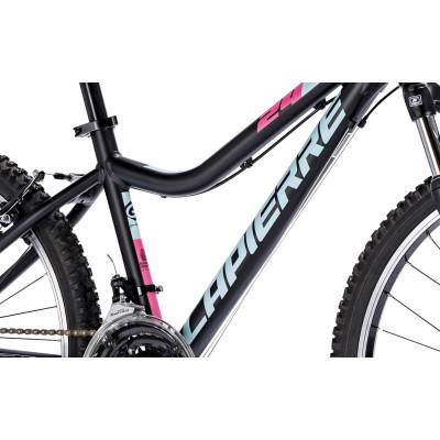 Велосипед LAPIERRE PRORACE 24 BOY [2018] BLACK (B830) мужской