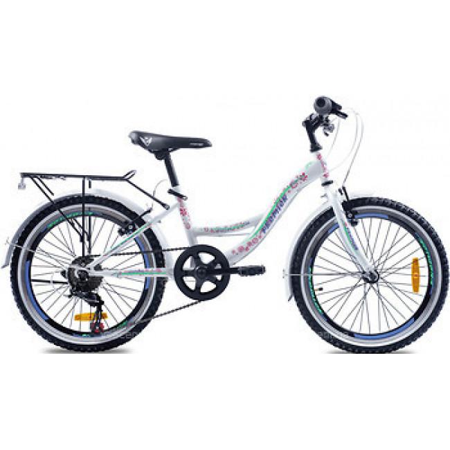 Велосипед Premier Pegas 20 White (SP0000358) детский