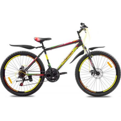 "Велосипед Premier Captain 26 Disc 17"" matt red (SP0001484) мужской"
