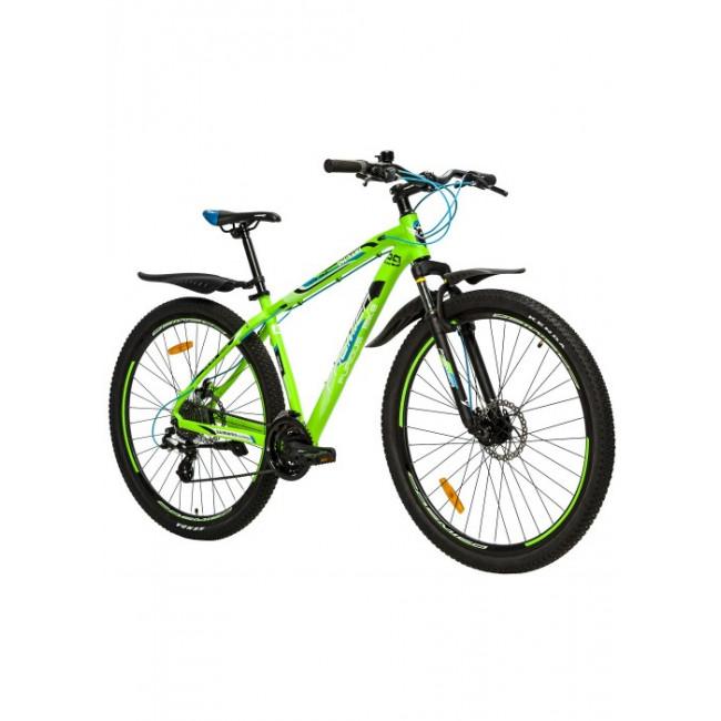 Велосипед PREMIER TSUNAMI 29 18 [2018] NEON GREEN (SP0004686)  унисекс