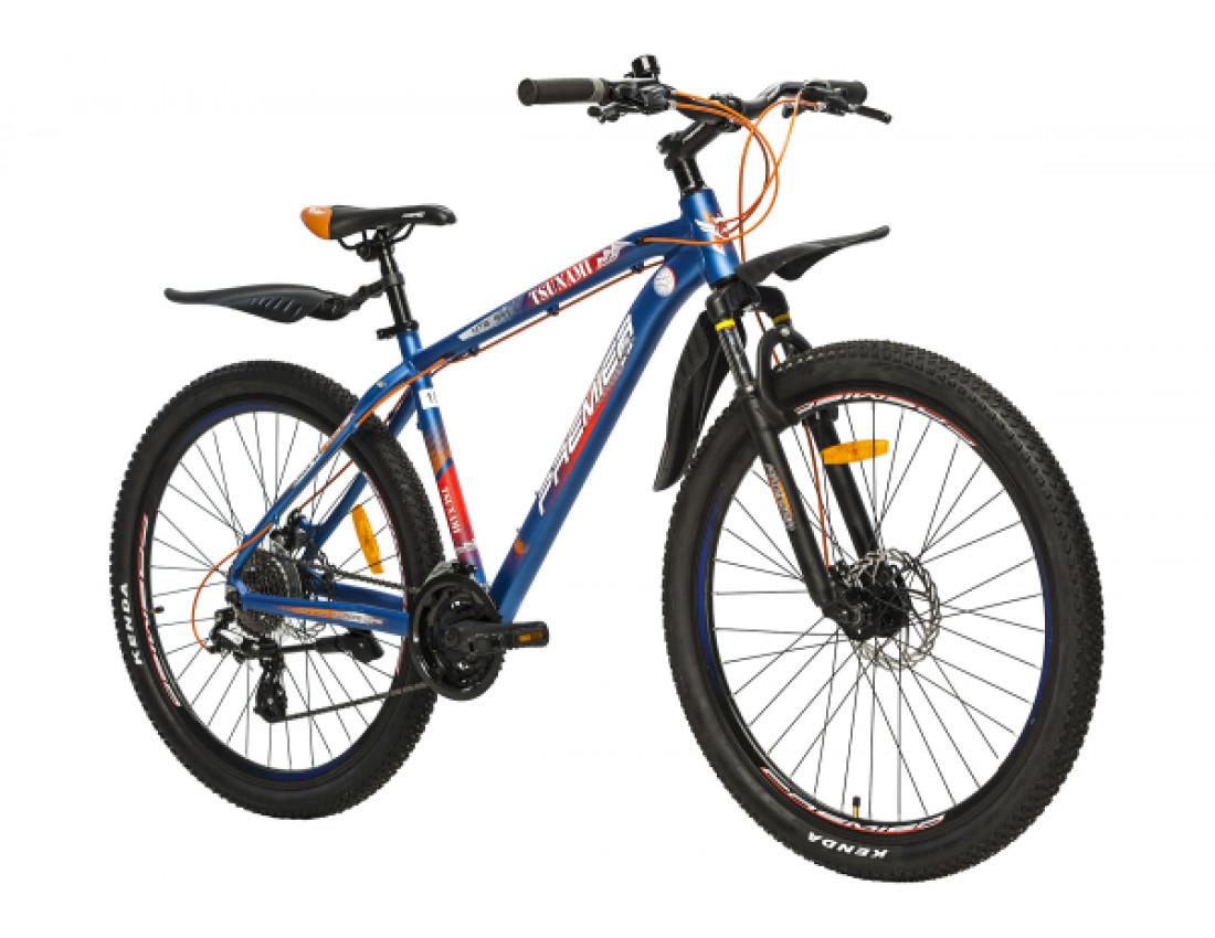 Велосипед Premier Tsunami 27 20 (2018) Neon Red (SP0004691) мужской