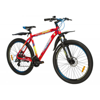 Велосипед Premier Tsunami 27 18 (2018) Neon Blue (SP0004689) мужской