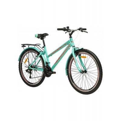 Велосипед PREMIER DALLAS 26 16 [2018] WHITE (SP0004697) унисекс
