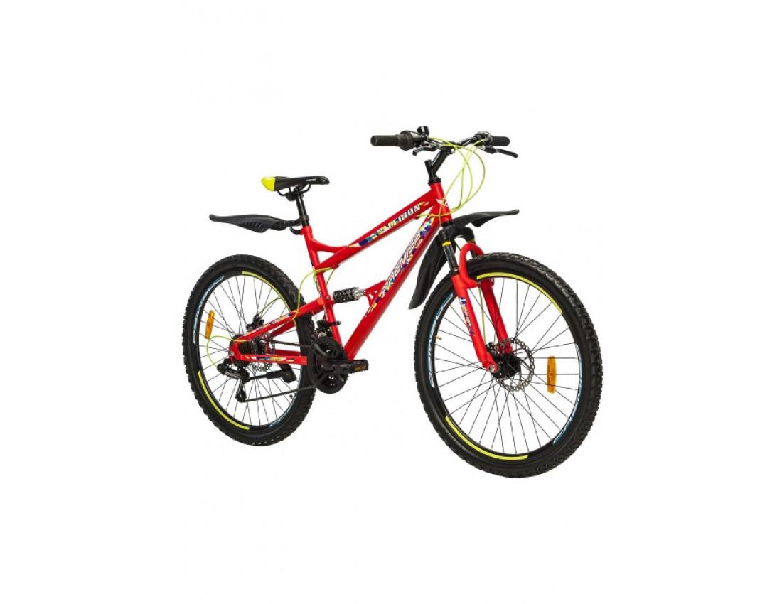 Велосипед PREMIER LEGION 26 18 [2018] NEON RED (SP0004700) унисекс