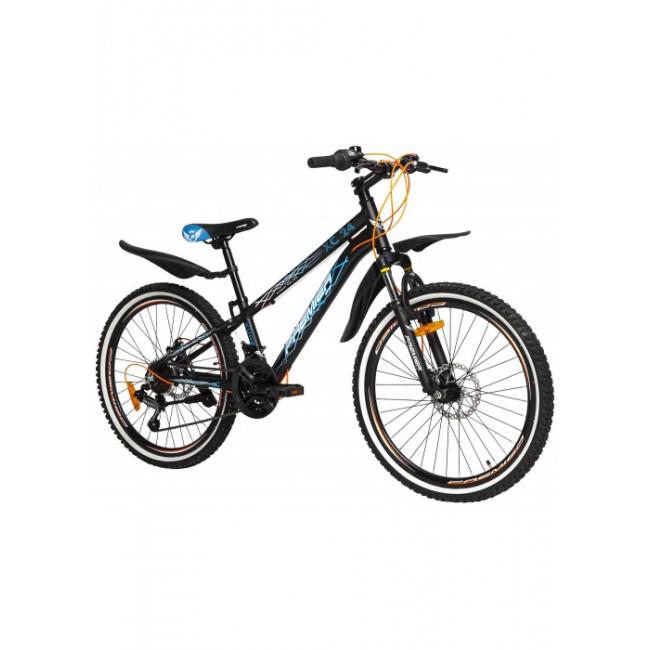Велосипед PREMIER XC 24 DISC 11 [2018] BLACK (SP0004914) подростковый