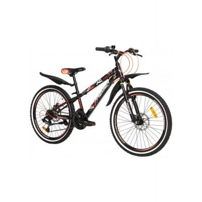 Велосипед PREMIER PIRATE 24 DISC 11 [2018] ORANGE (SP0004921) подростковый