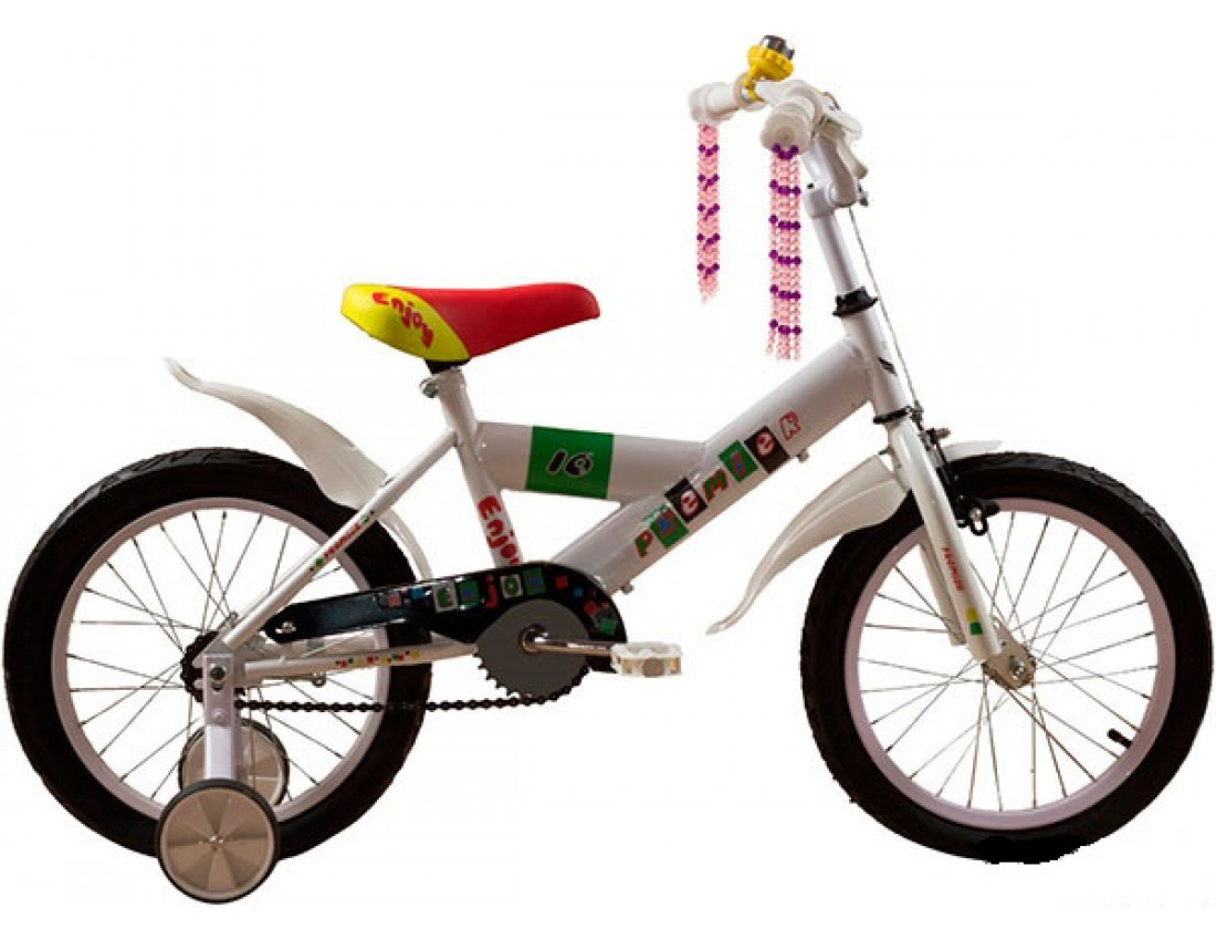 """Велосипед Premier Enjoy 16"""" Оранжевый (SP149s16o) детский"""