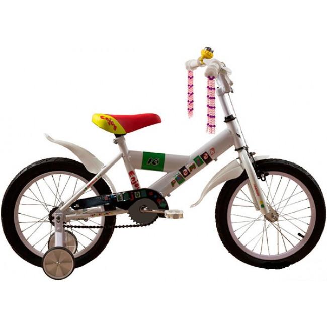 """Велосипед Premier Enjoy 16"""" Белый (SP149s16w) детский"""