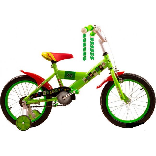 """Велосипед Premier Enjoy 16"""" Зеленый (SP149s16l) детский"""