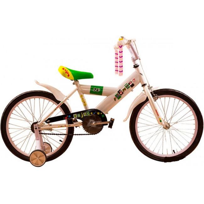 """Велосипед Premier Enjoy 20"""" Белый (SP149s20w) детский"""