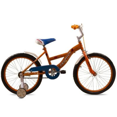 """Велосипед Premier Flash 18"""" Оранжевый (SP150s18o)"""