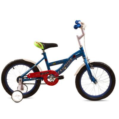 "Велосипед Premier Flash 20"" Белый (SP150s20w) детский"