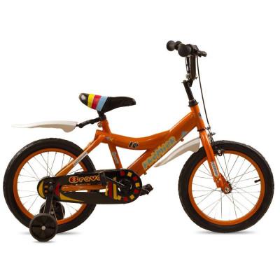 """Велосипед Premier Bravo 16"""" Синий (SP159s16b) детский"""