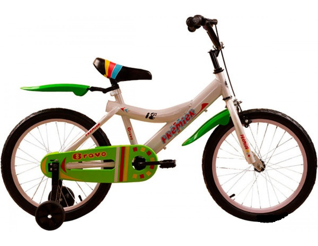 """Велосипед Premier Bravo 16"""" Оранжевый (SP159s16o) детский"""