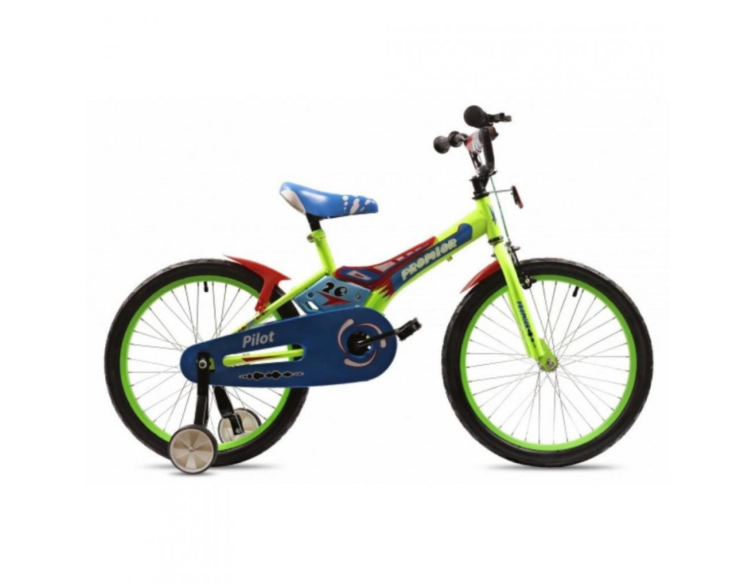 """Велосипед Premier Pilot 20"""" Белый (SP164s20w) детский"""