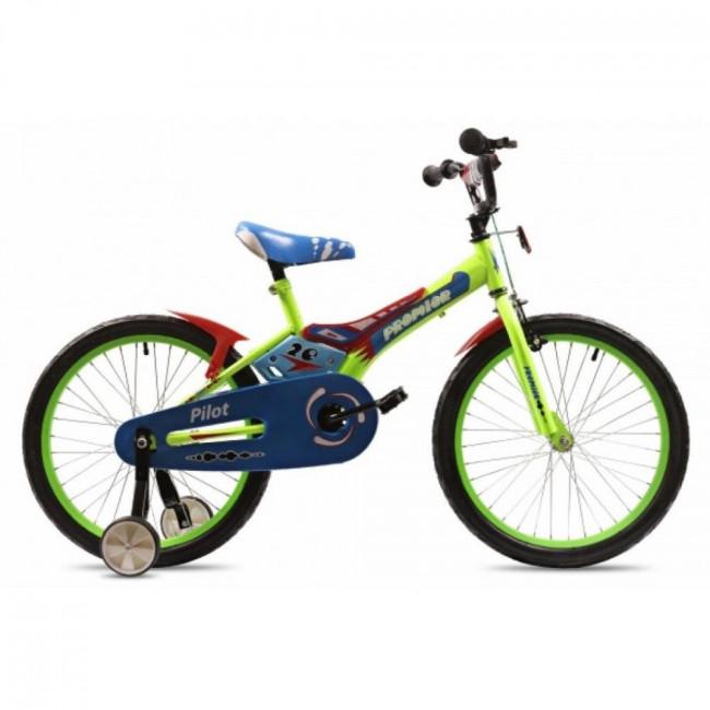 """Велосипед детский двухколесный Premier Pilot 20"""" Lime (SP164s20l) детский"""