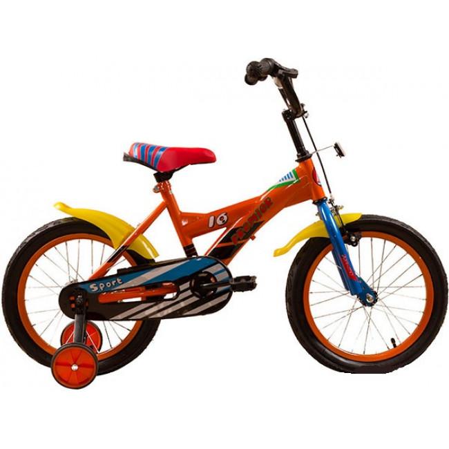 """Велосипед Premier Sport 16"""" Оранжевый (SP185s16o) детский"""