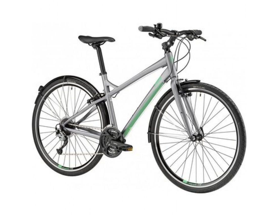 Велосипед Lapierre Speed 400 52 Gray/Green A512_5217 унисекс