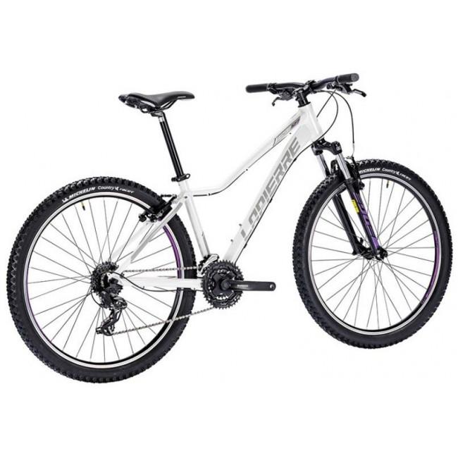 Велосипед LAPIERRE EDGE 127 W S [2018] WHITE (B121_35S) женский