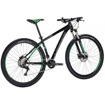 Велосипед LAPIERRE EDGE 527 XL [2018] BLACK - GREEN (B129_53XL) унисекс