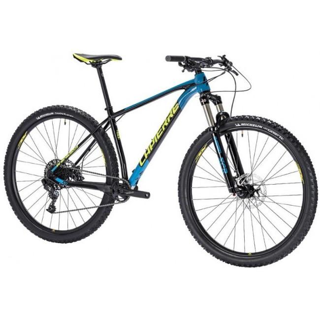 Велосипед LAPIERRE PRORACE 229 L [2018] BLUE - BLACK (B139_48L) унисекс