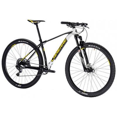 Велосипед LAPIERRE PRORACE 329 M [2018] BLACK - WHITE (B140_44M) унисекс