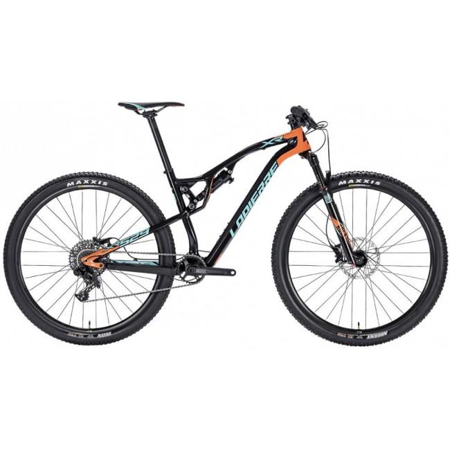 Велосипед LAPIERRE VTT XR 529 M [2018] BLACK (B203_43M) унисекс