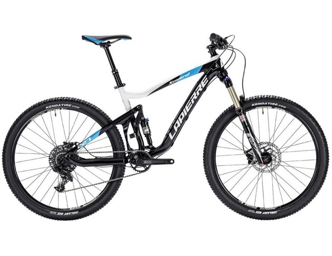 Велосипед LAPIERRE X-CONTROL 227 M [2018] BLACK (B222_44M) унисекс