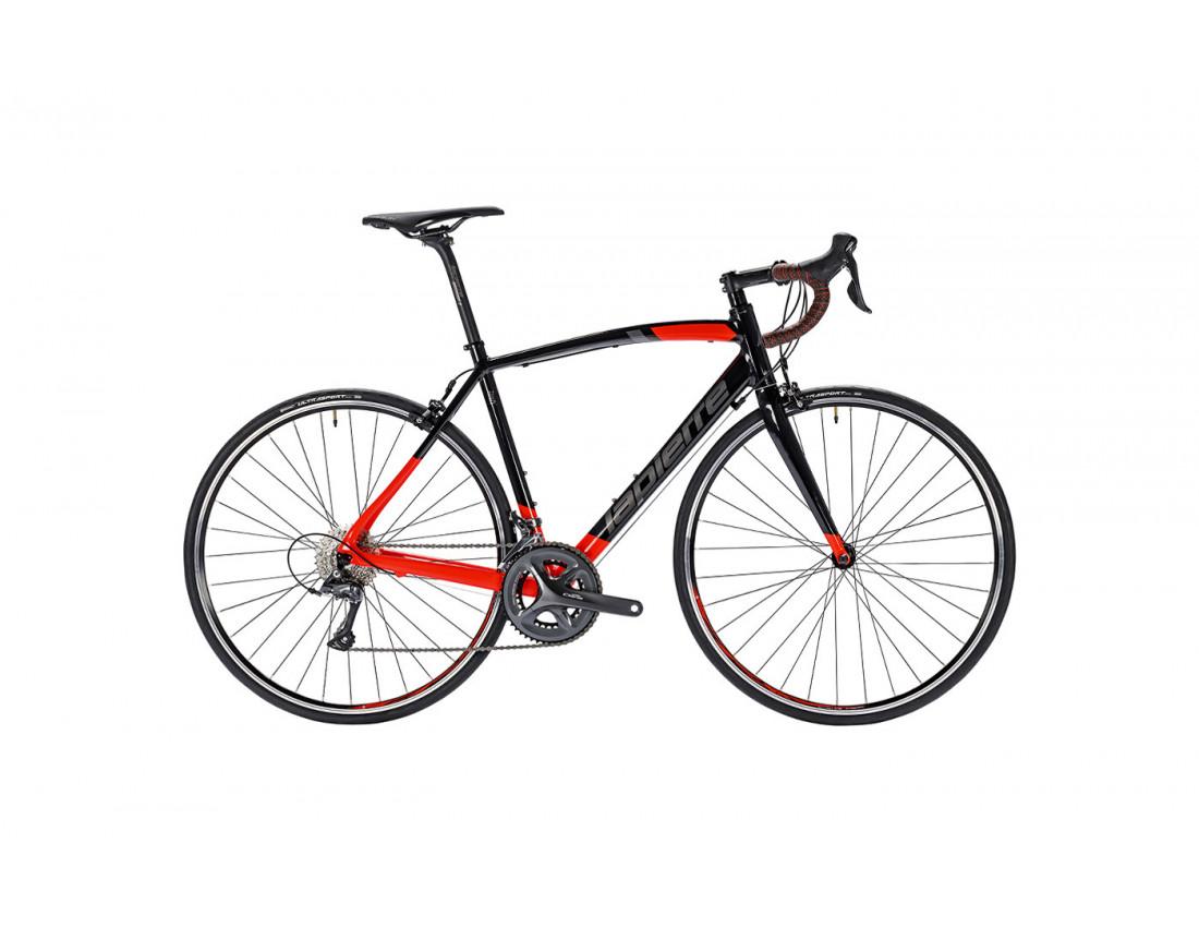 Велосипед Lapierre AUDACIO 100 CP 52 M Black - Red (B311_52M) 2018 унисекс