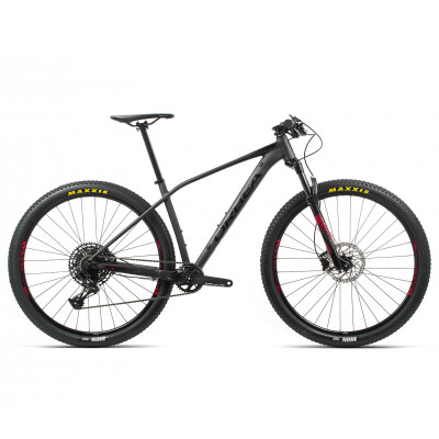 Велосипед Orbea Alma 27 H20-Eagle 20 M Grey-Red
