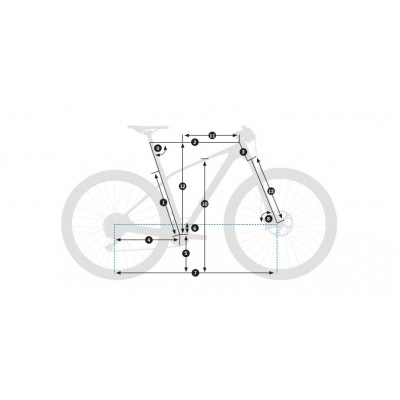 Велосипед Orbea Alma 27 H20-Eagle 20 M Black