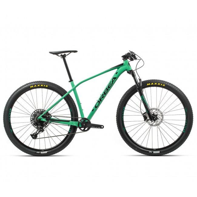 Велосипед Orbea Alma 27 H20-Eagle 20 M Mint-Black