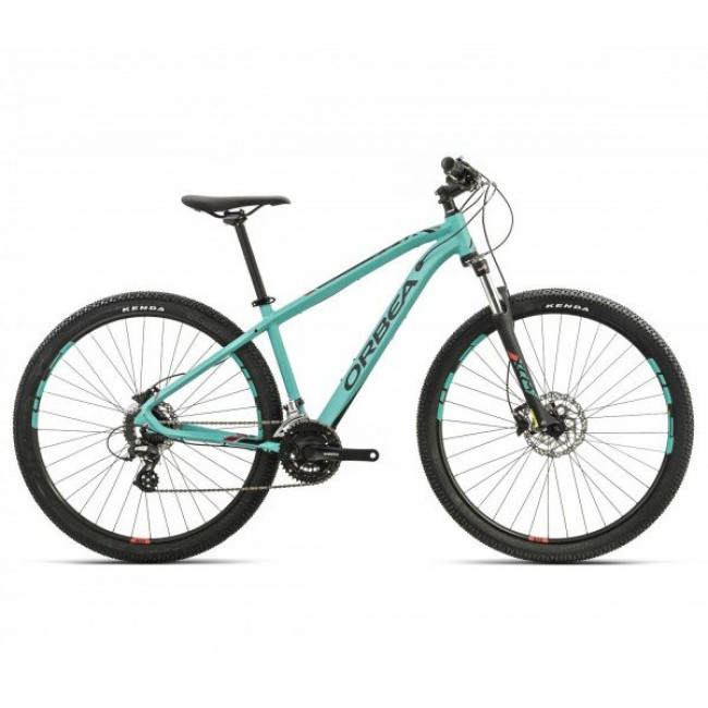 "Велосипед Orbea MX 29 50 29"" M Green-red унисекс"