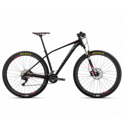 Велосипед Orbea ALMA 29 H30 2018 L Orange-Black I21719N5 унисекс