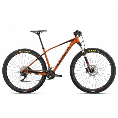 Велосипед Orbea ALMA 27 H50 2018 M Black - Pistachio I21719N5 унисекс
