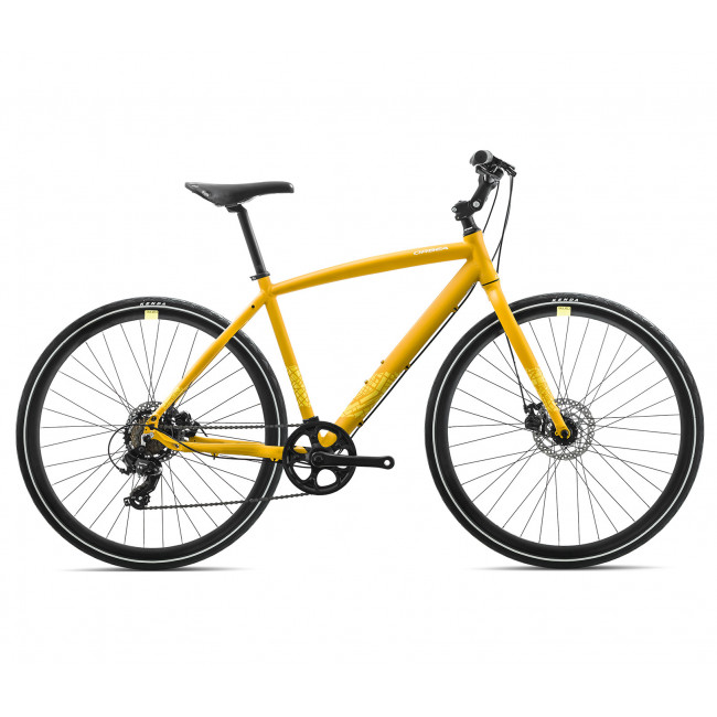 Велосипед Orbea CARPE 40 18 M Yellow I42648Y4 2018 унисекс