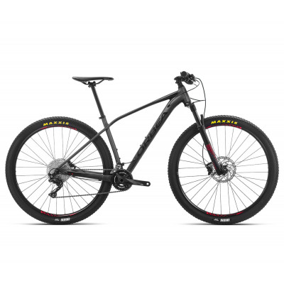 Велосипед Orbea ALMA 29 H30-XT 19 M Black-Black J22818DN унисекс