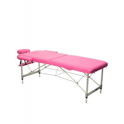 Массажный стол HouseFit HY-2010-1.3 розовый