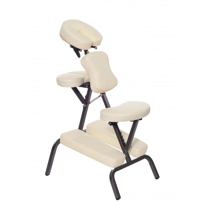 Массажный стул с сумкой HY-1002 бежевый