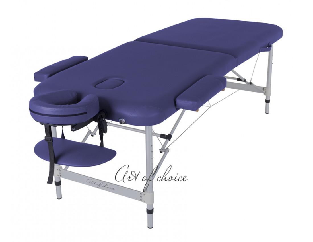 Массажный стол BOY фиолетовый