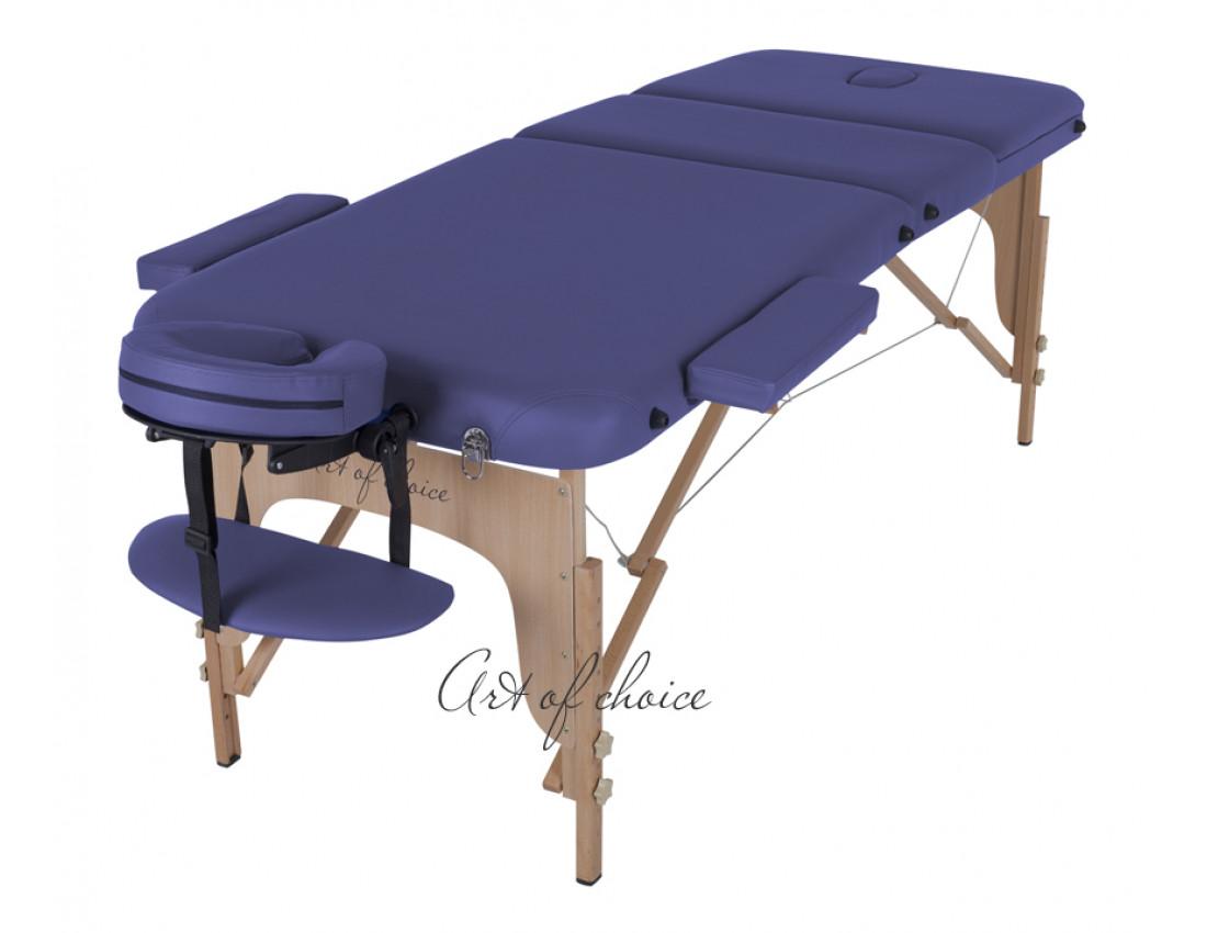 Массажный стол DEN Comfort бежевый