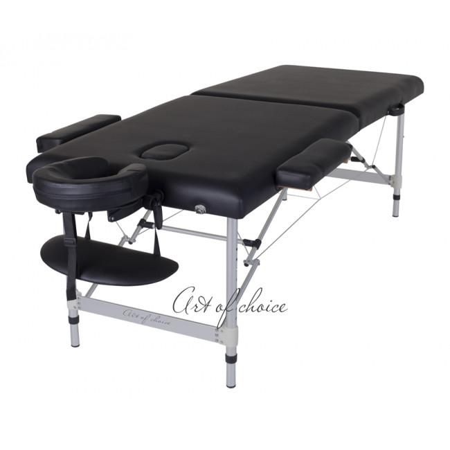 Массажный стол DIO черный