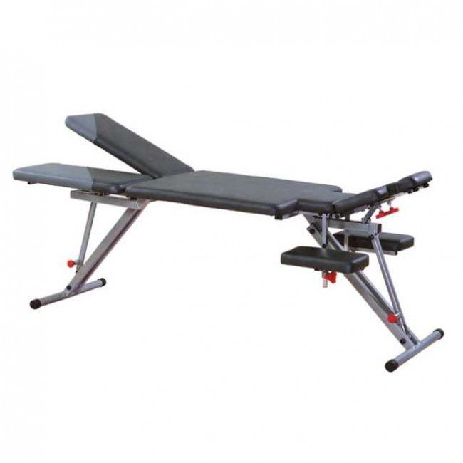 Массажный стол Inter Atletik Gym ST702 стационарный